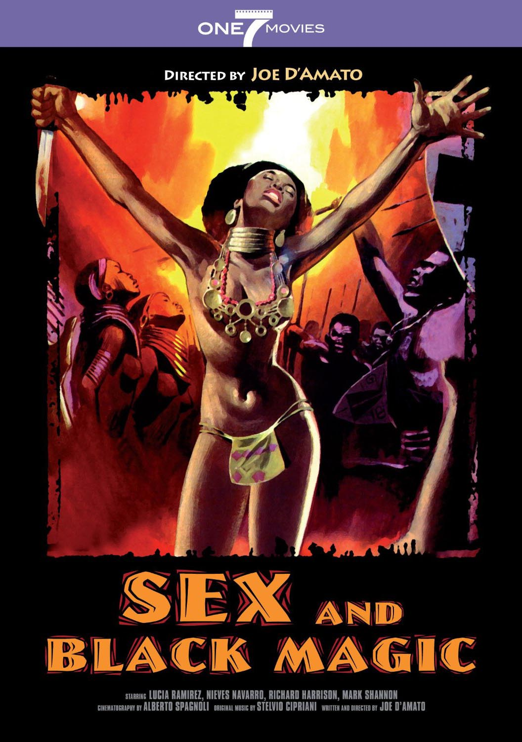 Sex and Black Magic - One 7 Movies/CAV Distributing Corporation